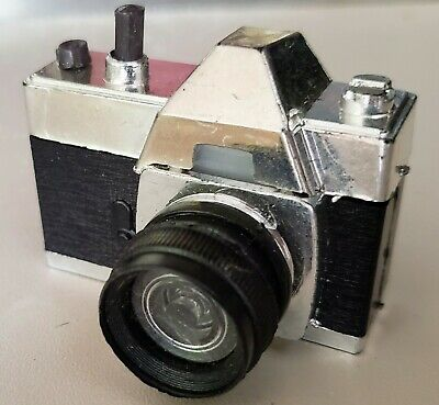Vintage California Western Railroad Gift/souvenir Toy Camera That Shows Slides