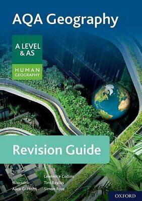 Lawrence Collins - Aqa Geography For A Level Andamp; As Human