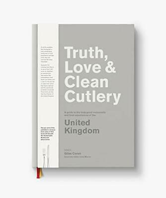 Giles Coren - Truth, Love Andamp; Clean Cutlery