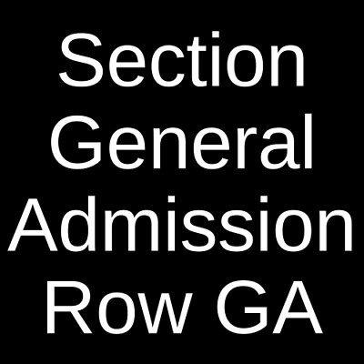 2 Tickets They Might Be Giants 1/10/20 Daryl