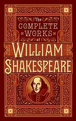 Shakespeare - Complete Works Of William Shakespeare (barnes Andamp;