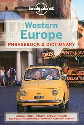 Lonely Planet - Lonely Planet Western Europe Phrasebook Andamp; Dictionary