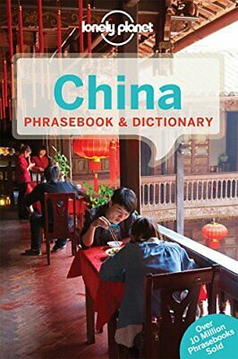 Lonely Planet - Lonely Planet China Phrasebook Andamp; Dictionary