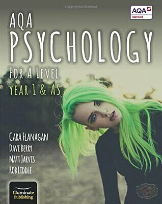 Rob Liddle - Aqa Psychology For A Level Year 1 Andamp; As - Student Book