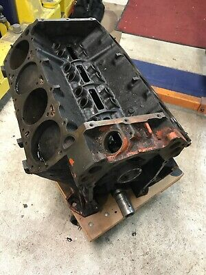 1970-71 Mopar 383hp Short Block Dated 10-27-70 Chrysler Dodge Plymouth Std Bore