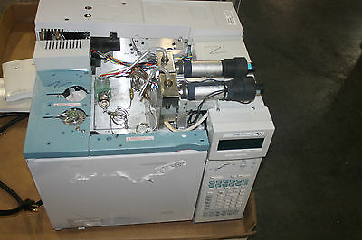 Hp/agilent 6890 Gas Cromatagraph G1530a  Loaded Very Nice