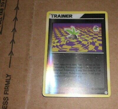 Pokemon Diamond And Pearl Warp Point #116/130 Reverse Foil