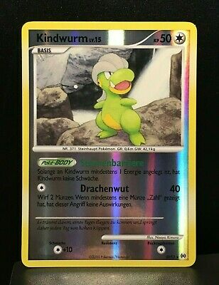 Kindwurm Lv. 15 Reverse Holo | Arceus | Near Mint | deutsch | Bagon | Pokemon