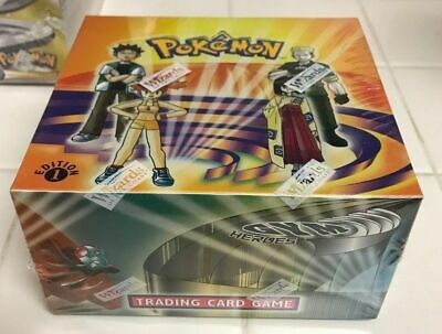 Pokemon Gym Heroes 1st Edition - Pick Your Card! AUTHENTIC all NM-M
