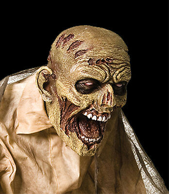 Walking Dead Life Size Realistic-animated Zombie-fogger Accessory Halloween Prop