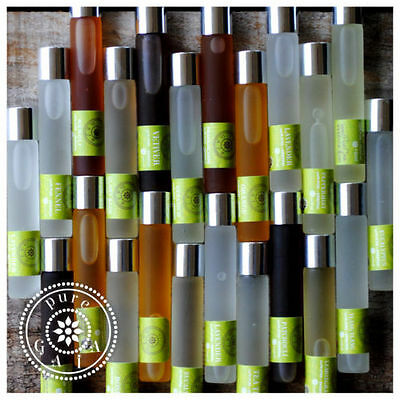 100% Pure Essential Oils 10ml :) Your Choice, 50 Bottles!  Over 100 Oils...