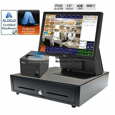 Aldelo Elo All-in-one Pos Package For Asian Resturants Chinese Food - Brand New!