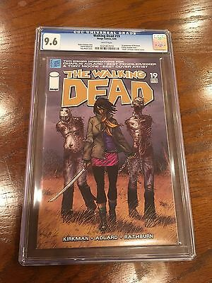 Walking Dead #19 Cgc 9.6 1st Michonne