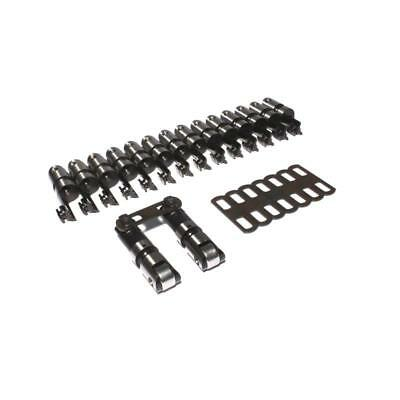"""Comp Cams Valve Lifter Set 8993-16; Endure-x .875"""" Solid Roller For Chevy Sb-2"""