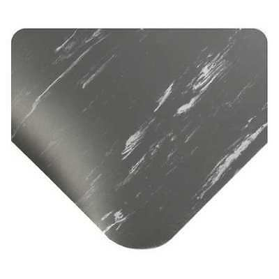 Wearwell Inc 419.78x3x39amch Ultrasoft Tile-top Mat,charcoal,43x39ft.