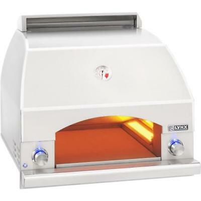 """Lynx Professional  Lpza-lp Napoli 30"""" Counter-top Or Built-in Lp Pizza Oven"""