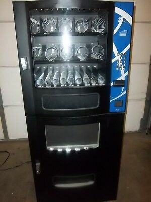 Combo Combination Snack Chip Candy Soda Bottle Can Juice Vending Machine