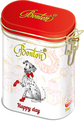 Dalmatian Dog Bonton Tea The Gift Box Best Gift For Christmas Limited Editionnew