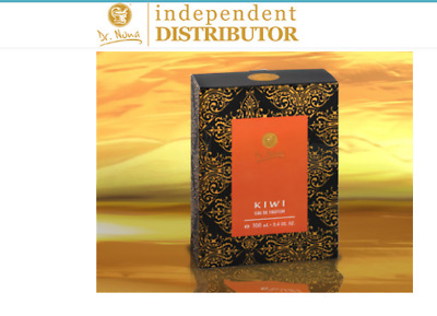 Dr.nona Perfume Kiwi Perfect Fragrance For Young And Romantic Women Of Dead Sea