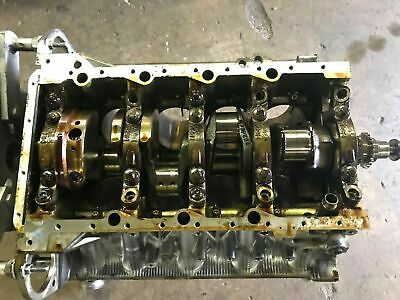 06-08 Bmw E53 E60 E63 E64 Engine Short Block Core (rebuild-able) Oem 7515110