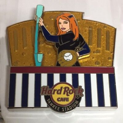 Hard Rock Cafe Yankee Stadium 2018 Bartender Series - Le 100 - Sold Out !