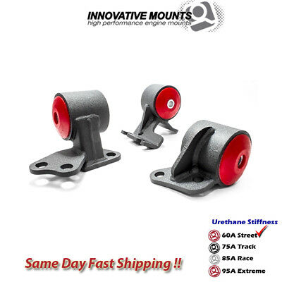 Innovative Mount Kit 88-91 For Civic / Crx (b-series Rhd Manual Hydro) 49153-60a