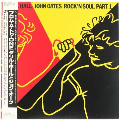 Daryl Hall And John Oates , Rock N Soul Part 1  Vinyl Record/lp *used*