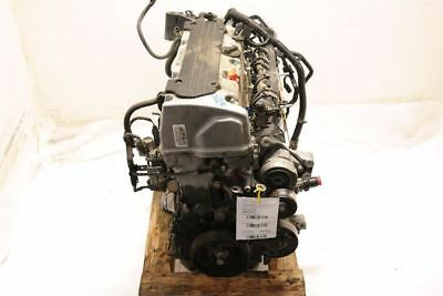2012 Honda Crosstour Engine Long Block Motor 2.4l 4-cyl Oem
