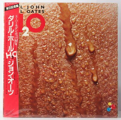 Daryl Hall And John Oates , H2o  Vinyl Record/lp *used*