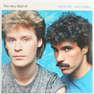 The Very Best Of   Daryl Hall & John Oates Vinyl Record