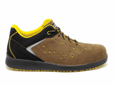 s1p safety shoes giasco valencia work boots loafers src esd new