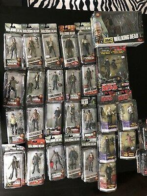 Walking Dead Lot Collection (includes Books,figures,sets)