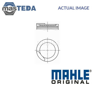 Engine Piston & Rings Mahle Original 011 08 11 I New Oe Replacement