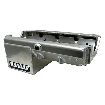 Moroso Drag & Road Race Oil Pan