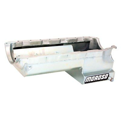 Moroso 21047 Drag Race Eliminator Oil Pan Chevy Big Block