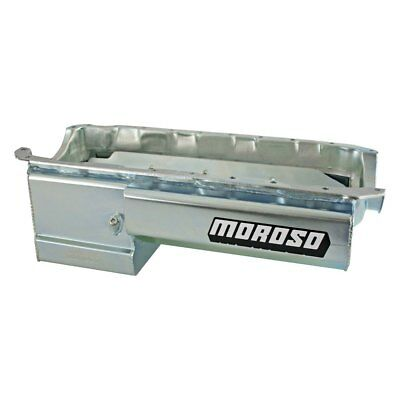 Moroso 21048 Drag Race Eliminator Oil Pan Chevy Big Block