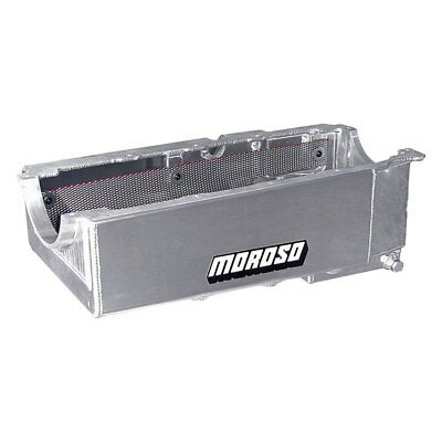 Moroso 21600 Drag Race Oil Pan Chevy Big Block