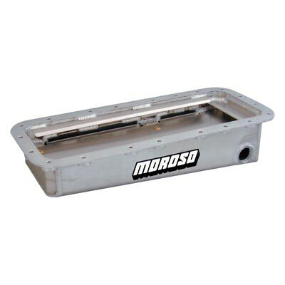 Moroso 20045 Drag Race Wet Sump Oil Pan Chrysler New Hemi V8
