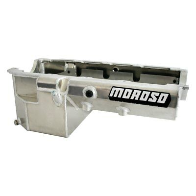 Moroso 20385 Drag Race Pro Eliminator Oil Pan Chevy Big Block