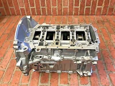 2007-2010 Mini Cooper N14 Engine Motor Cylinder Block W/ Crankshaft Oem