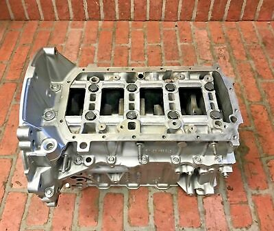 2011-2015 Mini Cooper S N18 Engine Motor Cylinder Block W/ Crankshaft Oem