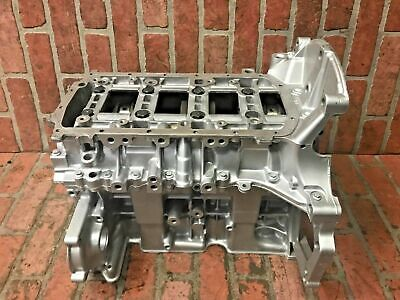 2007-2010 Mini Cooper Base N12 Engine Motor Cylinder Block W/ Crankshaft Oem