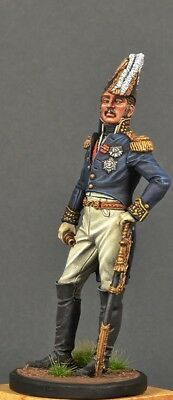 Exclusive Lead Soldier,prince Eugene Beauharnais,handpainted,elite Painting Tin