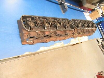 Chevy Bbc 396 402 427 454 Cylinder Head 3964290 Oval Port Camaro Chevelle Ss Cor