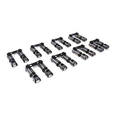 """Comp Cams Valve Lifter Set 838-16; Endure-x Solid Roller .875"""" For 302/351w Sbf"""