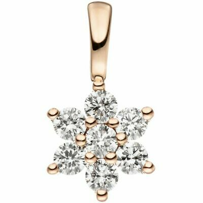 Trailer Stars With 7 Diamonds Diamonds 585 Golden Red Gold Necklaces For Girls