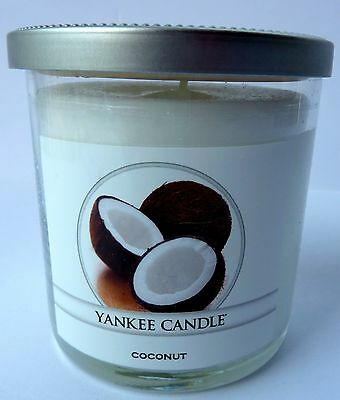 Nwt Yankee Candle Coconut Small Single Wick  Candles 7oz W@w