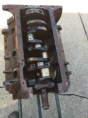 440 Mopar Short Block Std Bore Size Chrysler Dodge Plymouth Rb Engine Block 1973