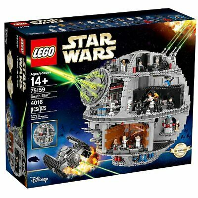 Lego 75159 Star Wars Death Star New Sealed Box Rare Collectible Set