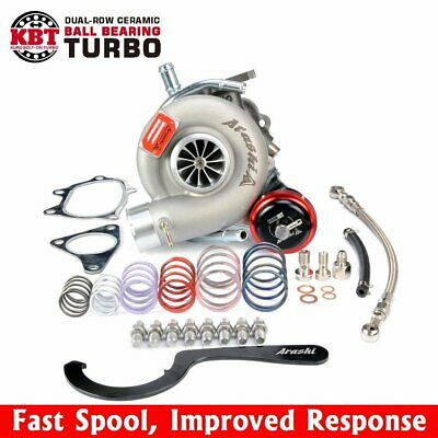 Arashi Ball Bearing Turbo Td06sl2 20g 8cm For Subaru Grf Sti Wrx Vf39 Vf43 Vf48